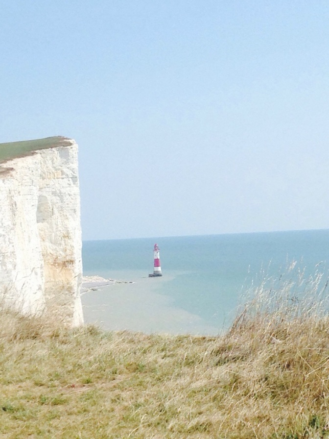Walking the Seven Sisters – The In Laws Revenge!